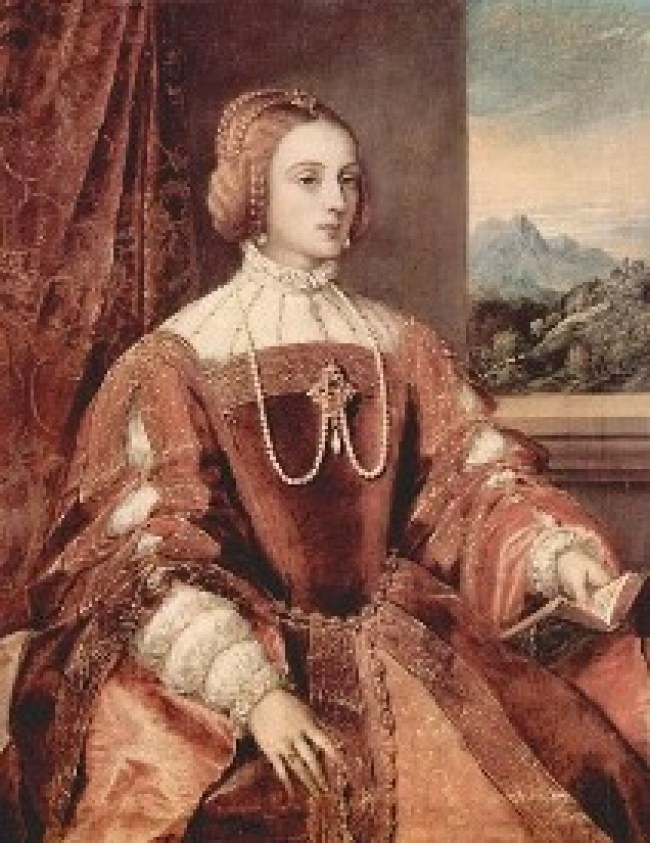 Isabella of Portugal 1503-1539