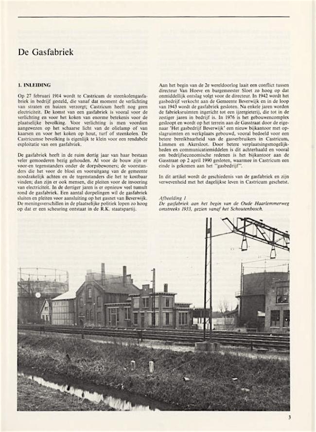 Jaarboek Oud Castricum   1 november 1991   pagina 03