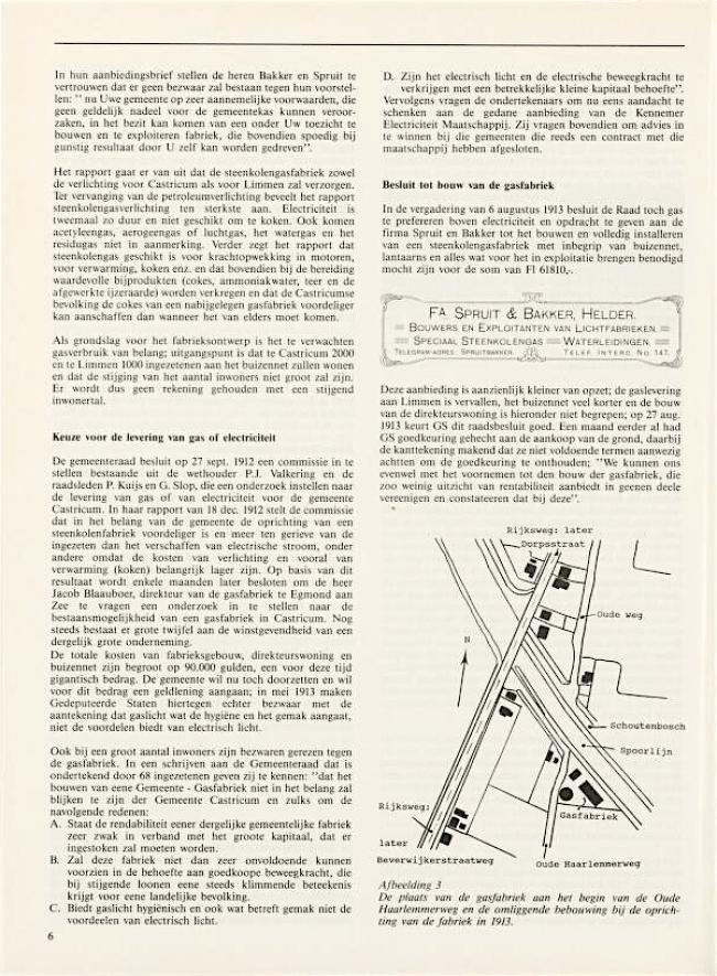 Jaarboek Oud Castricum   1 november 1991   pagina 06