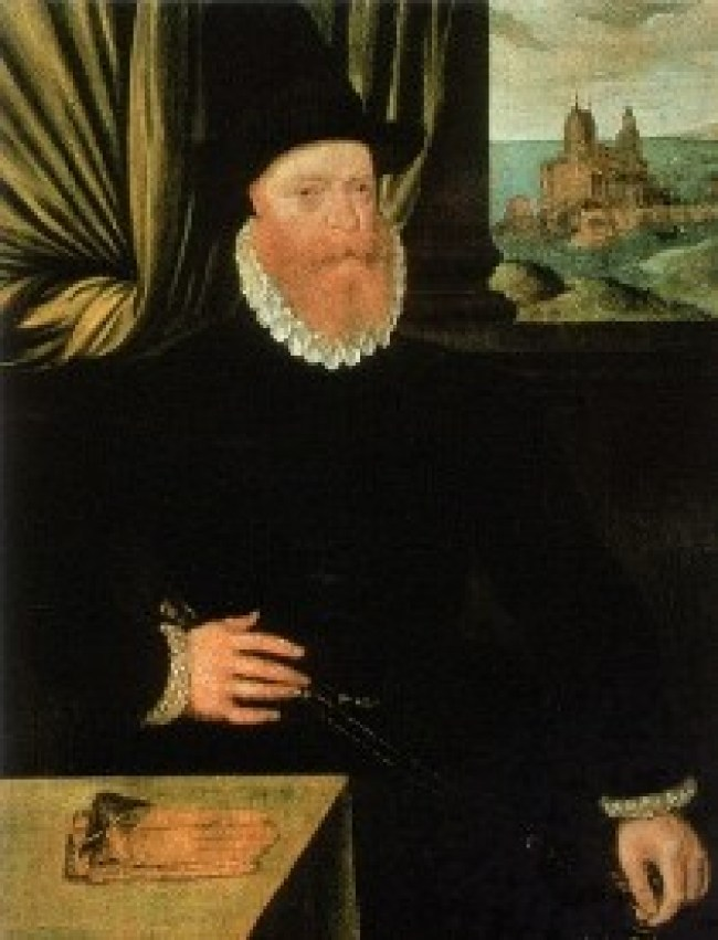 James Douglas 1525-1581