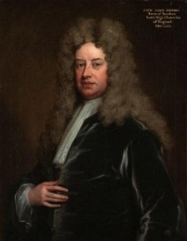 John Somers 1651-1716