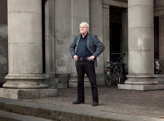 Joop van Riesen (foto WNLOpZondag)