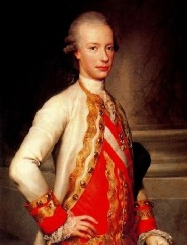 Leopold II 1747-1792