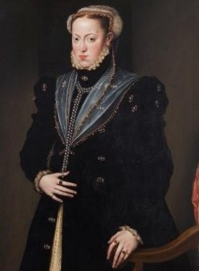 Maria of Spain 1528-1603