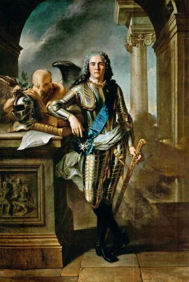 Maurice de Saxe 1696 – 1750