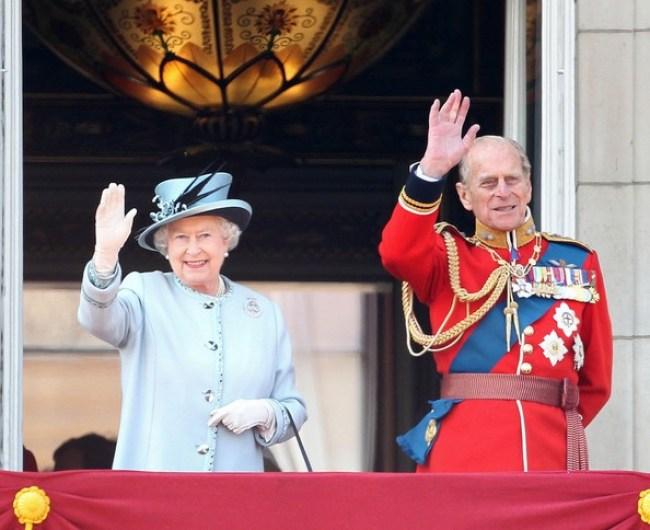 Prince Phillip, husband of Queen Elizabeth II