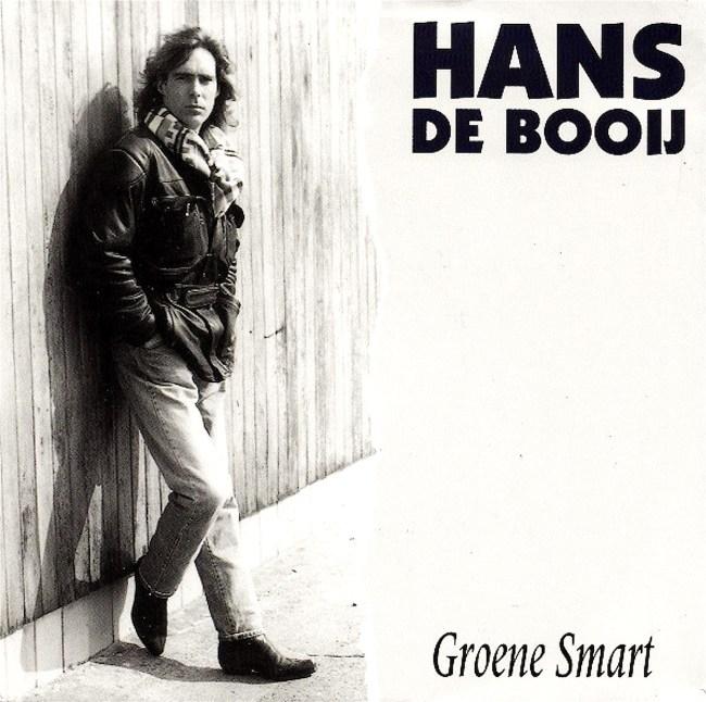 Hans de Booij - Groene Smart (Front Cover)