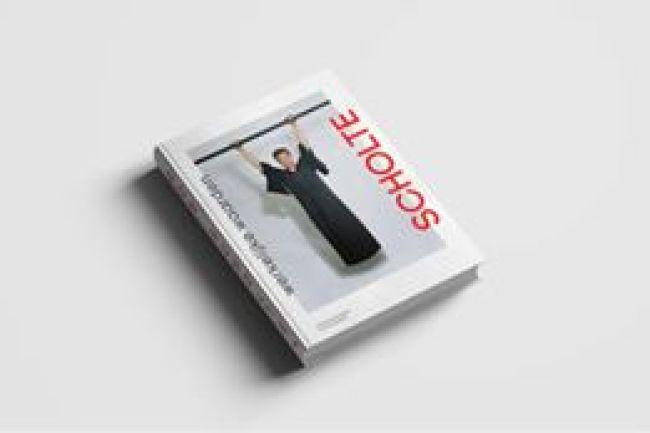 Het fameuze Roofboek van Jaap Holtzapffel over Rob Scholte (foto Facebookl)
