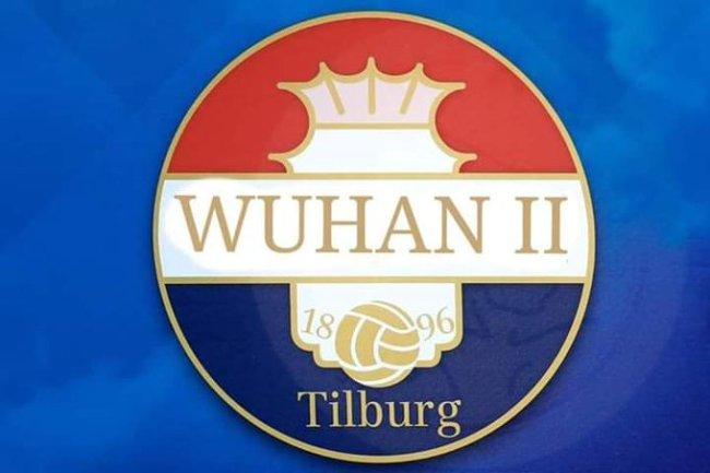 WUHAN II 1896 Tilburg (foto Twitter)