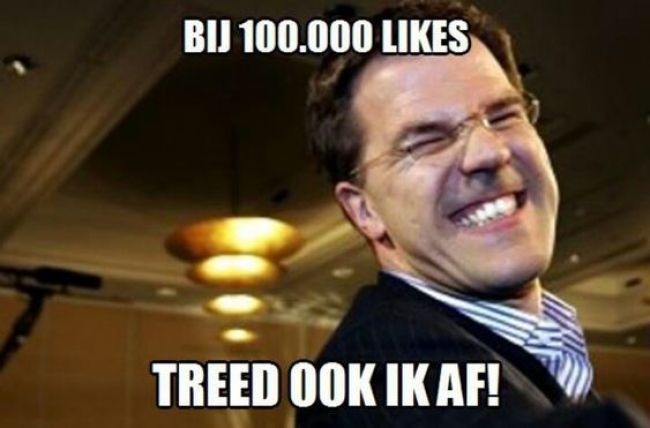 100.000 likes (foto Pinterest)