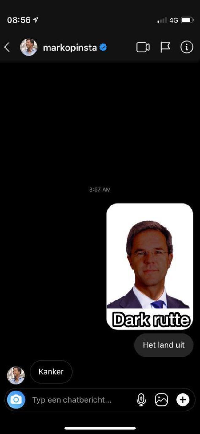 Dark Rutte (foto Reddit)