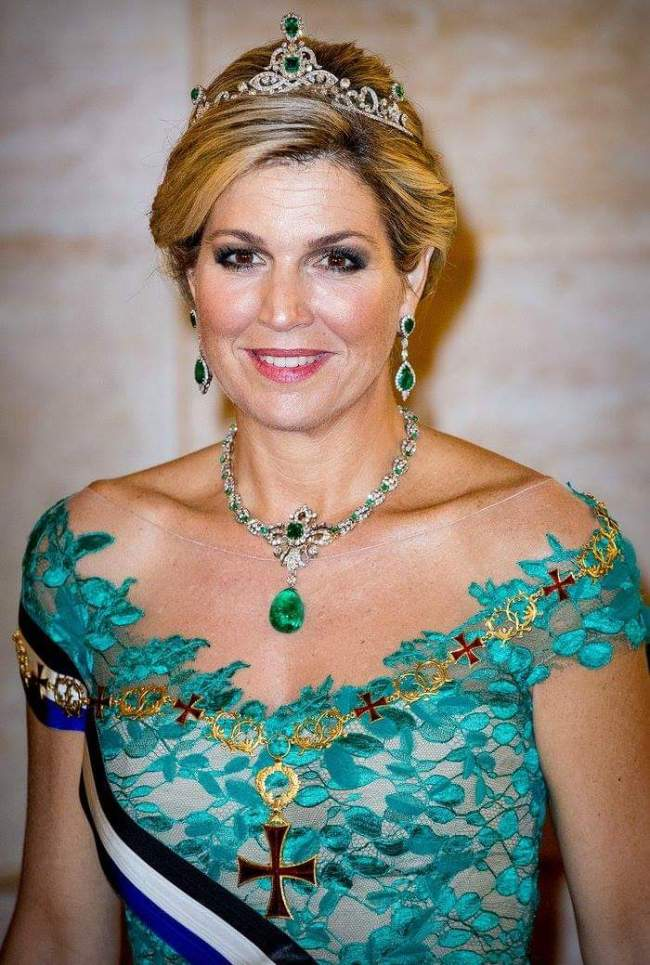 Koningin Maxima (foto Facebook)