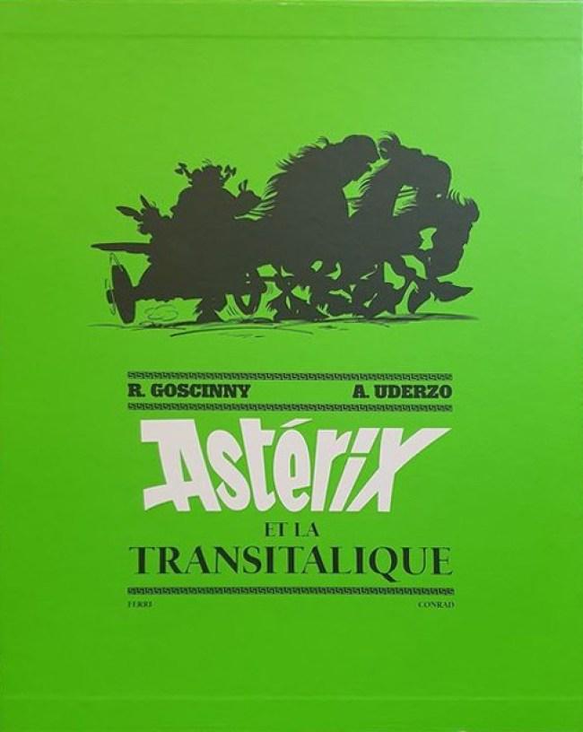 R. Goscinny & A. Uderzo – Asterix et la Transitalique