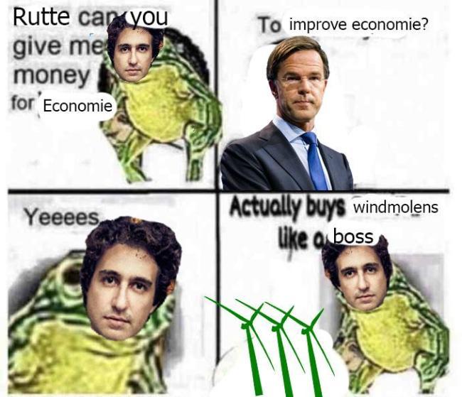 Rutte, can you give me money (foto Reddit)