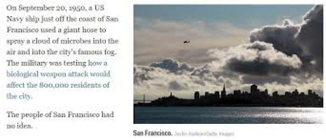 The people of San francisco had no idea (foto What Does It Mean)