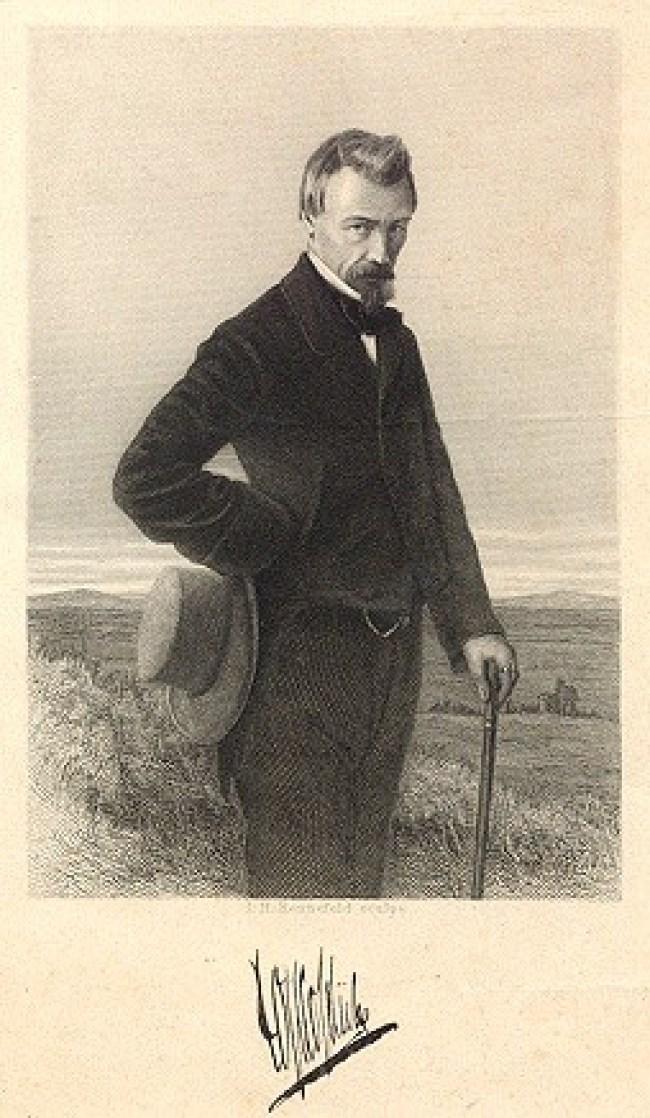 Willem Jacobsz Hofdijk (foto Spinoza blog)