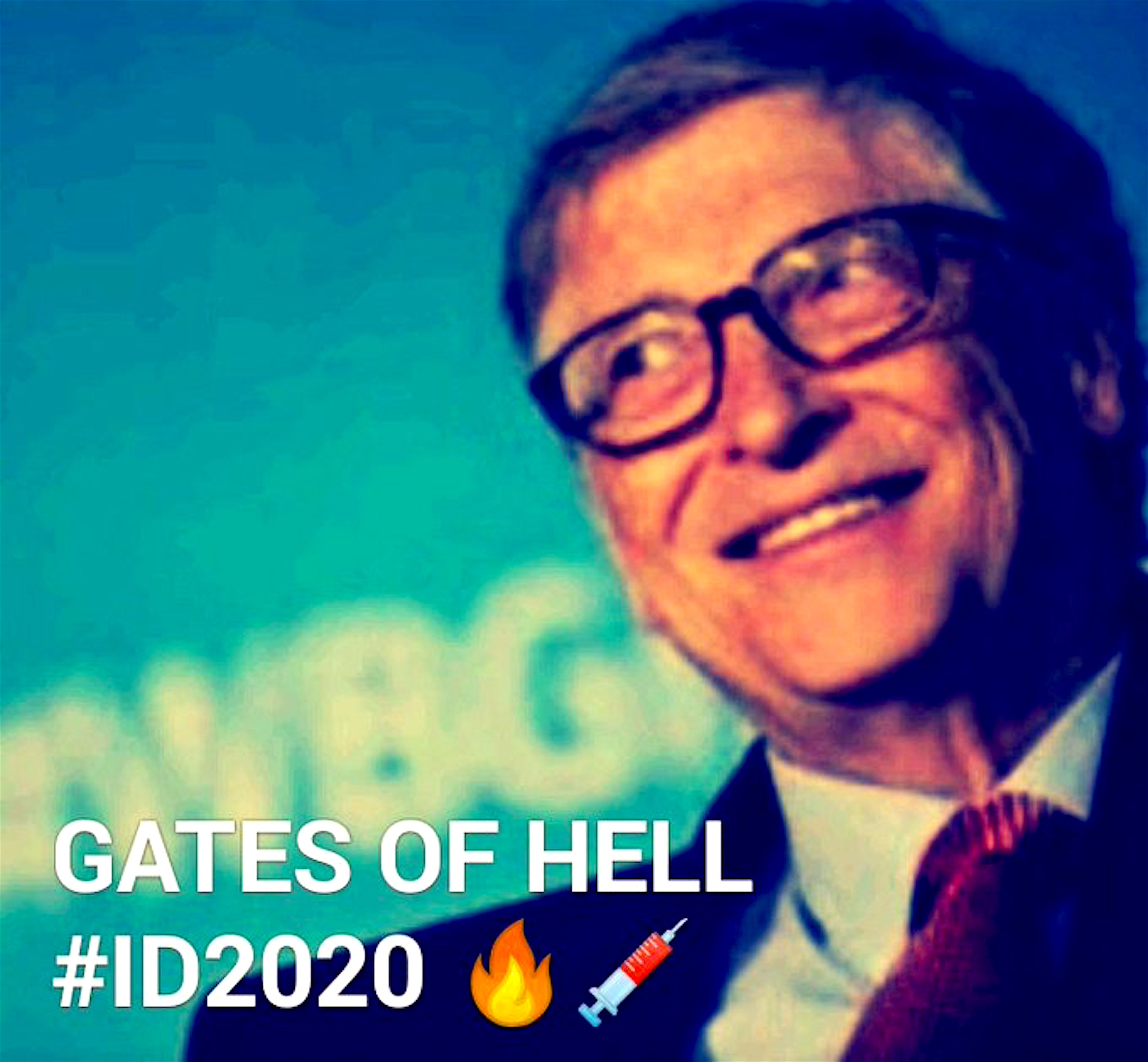 Gates of Hell (foto Twitter)
