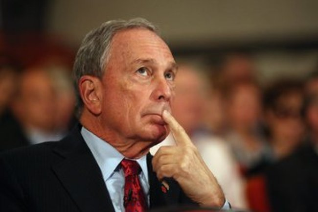 Michael Bloomberg (2) (foto Twitter)