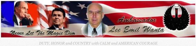 WANTA Duty Honor Country Calm Courage (foto rumormillnews)