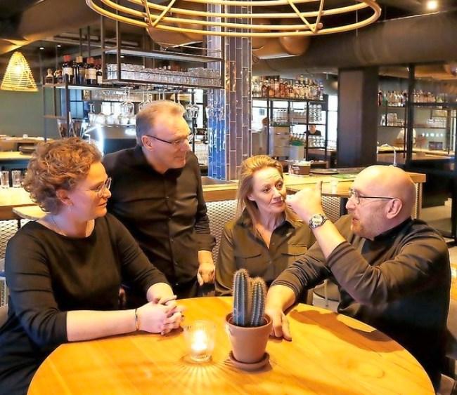 Bar en Restaurant De Bastaard in het Hotel Marktstad is gaan proefdraaien (foto Marc Moussault)