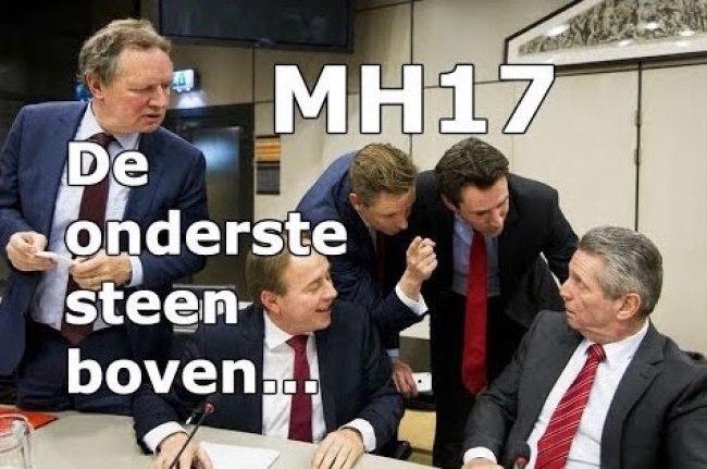 MH17 De onderste steen naar boven (foto YouTube)