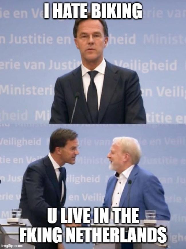 U live in the FKING Netherlands (foto Imglip)