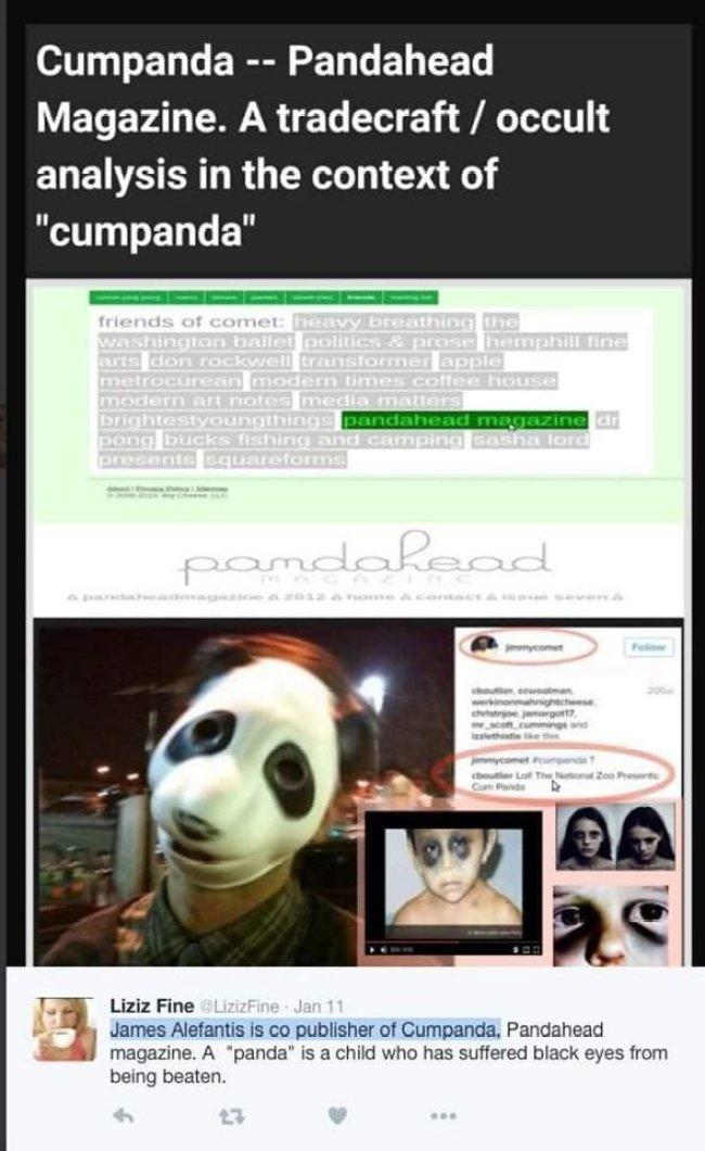 Pandahead Magazine (foto Twitter)