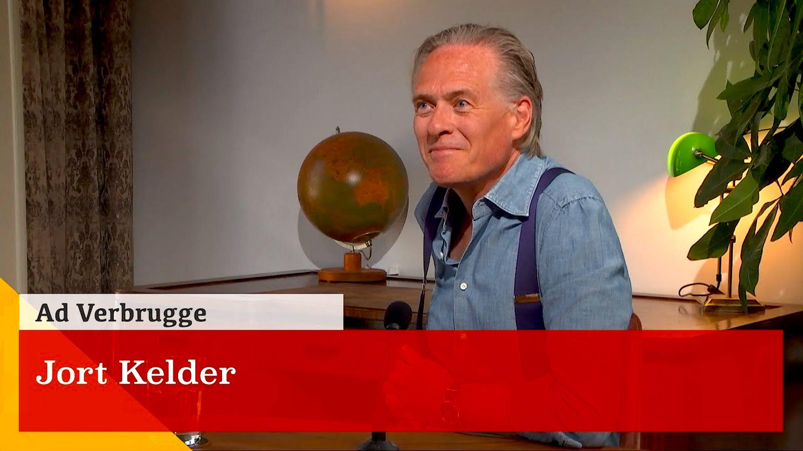 Jort Kelder bij Vrije Wereld (foto YouTube)