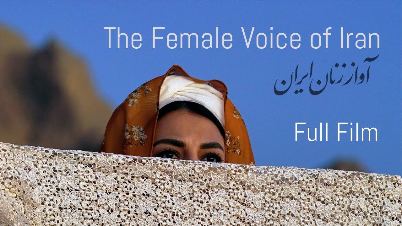 The Female Voice of Iran (foto YouTube)