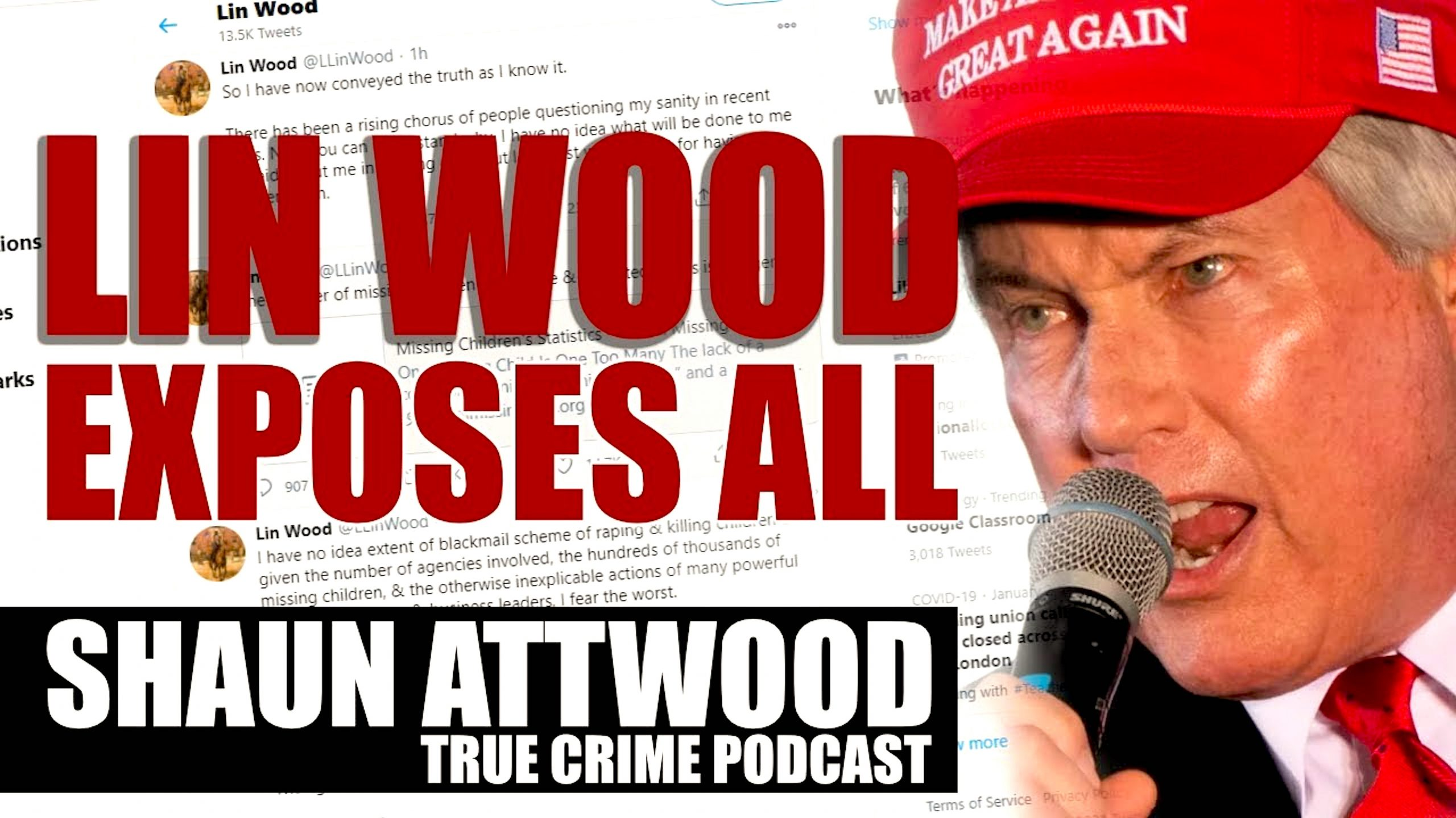 Lin Wood exposes all (foto YouTube)