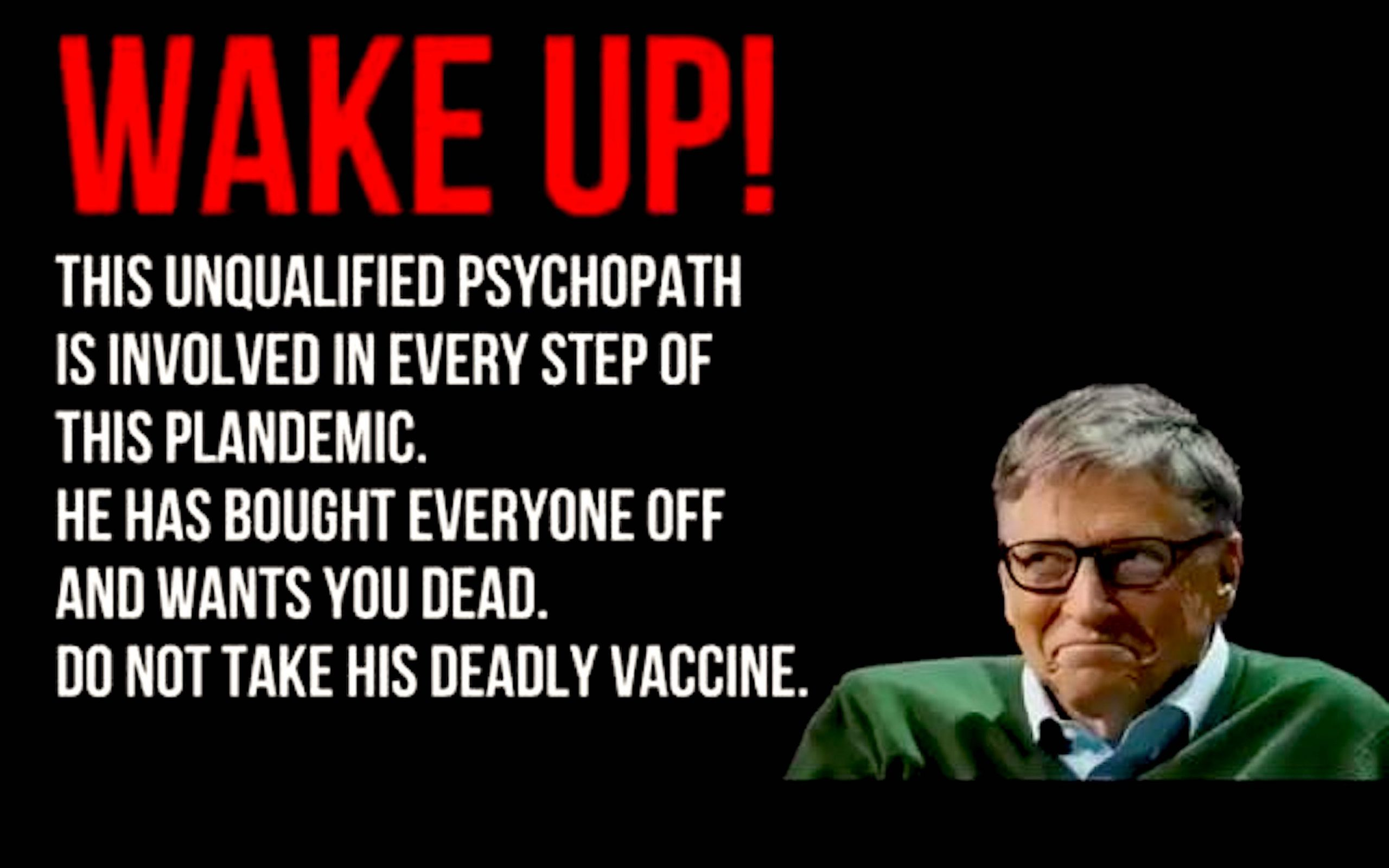 Wake Up! (foto Before It s News)