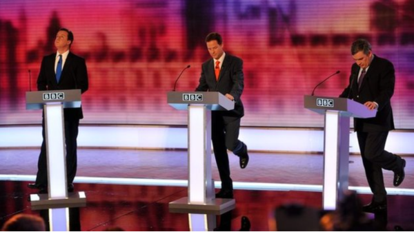 Cameron's clanger: the great election debate fiasco | Ertblog