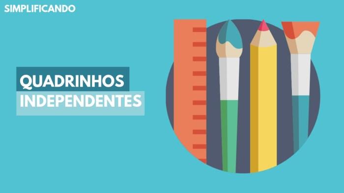 Felipe Folgosi fala sobre o Mercado de Quadrinhos Independentes | Simplificando | T2 - E1