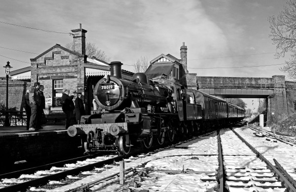 GCR's Winter Steam Gala 2013 | Robson Hewitson's Rail ...