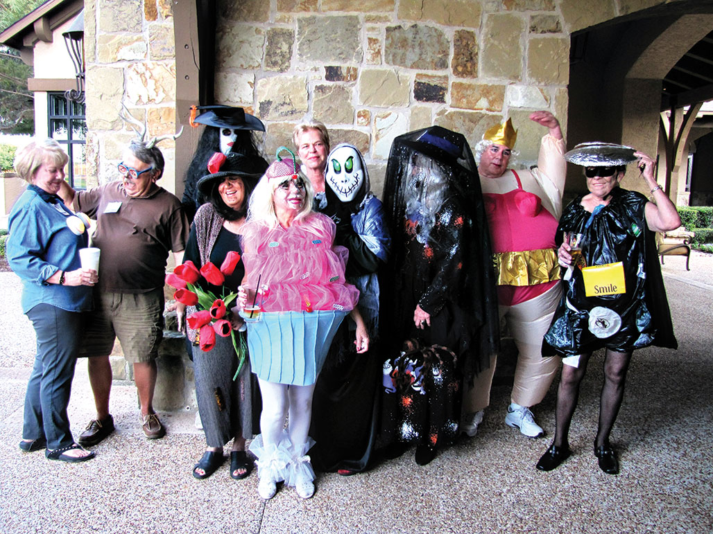 Singles mix and mingle at Halloween Party - Robson Ranch Pioneer Press