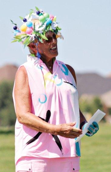 Winner Joyce Marshall