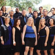 The UNT Jazz Singers