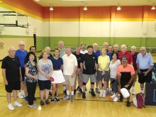 The RR Table Tennis Club and the Farmers Branch Table Tennis Club