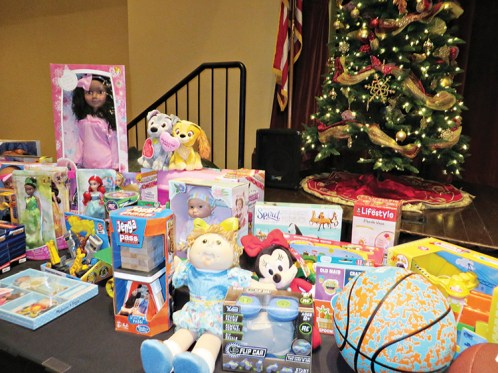 Toys for donation