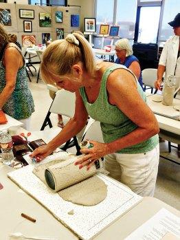 How to build your piece, Nancy Stogsdill