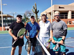 Ron Ryer and Al Wagner defeated Jack Sanders and Dean Sinerius