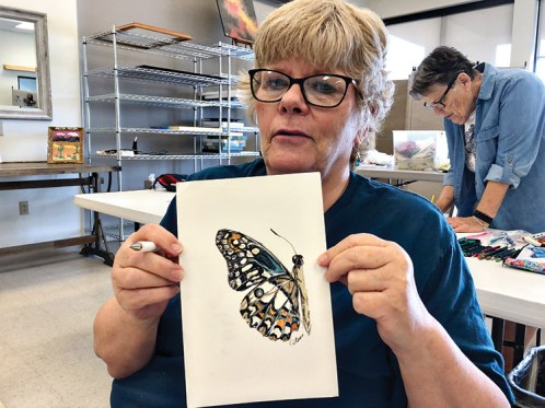 Doreen Beers' Butterfly