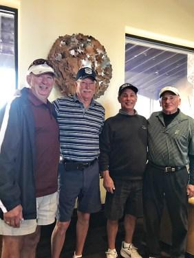Steve Devibiss, Ken Fullington, Ron Sebilian, and Steve Ogrowdowski
