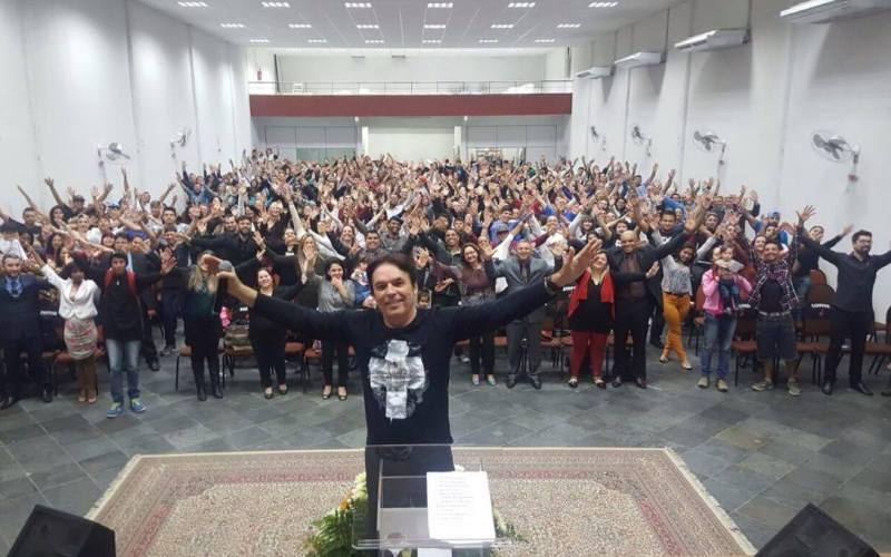 Palestras Excelência, Vencendo as Crises e Batalha Espiritual, no Rio Grande do Sul