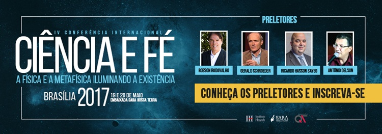 Pesquisadores cristãos reúnem-se em Brasília para debater a comprovação material da fé e de Deus na origem da vida