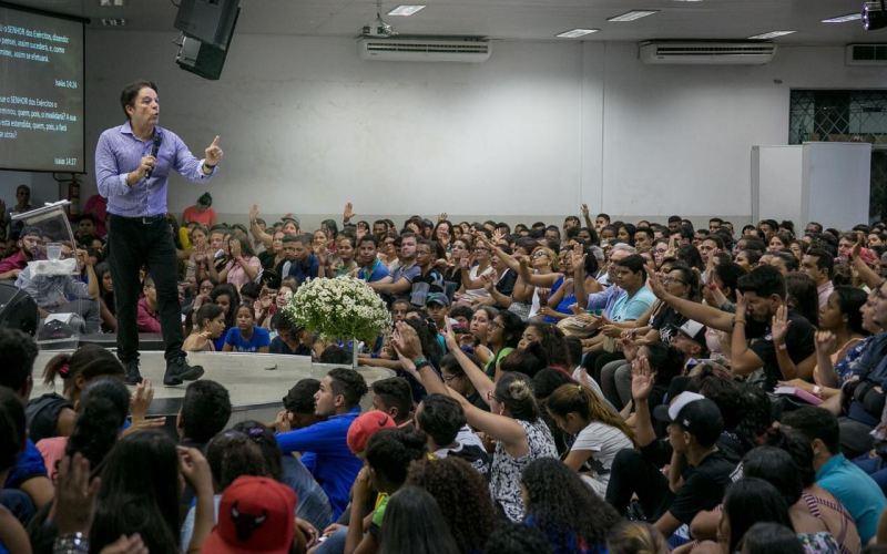 Saiba como foram as palestras com Bispo Rodovalho em Mato Grosso