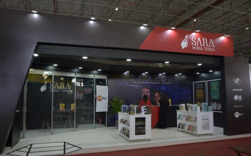 Sara Nossa Terra participa da Expo Cristã 2018, em São Paulo