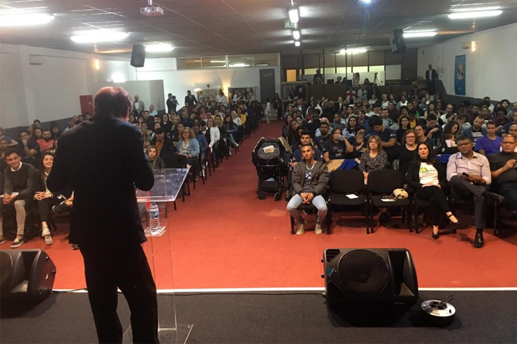 Confira como foi a Celebração Profética Europeia em Portugal