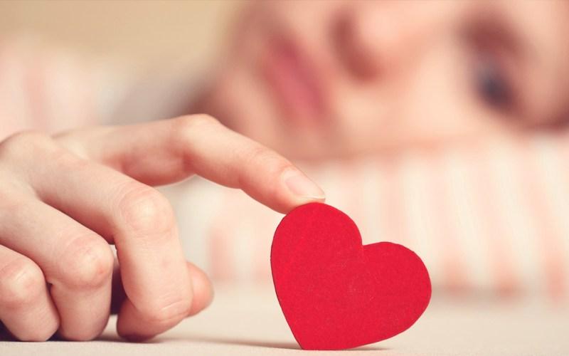 Não tenha medo do amor
