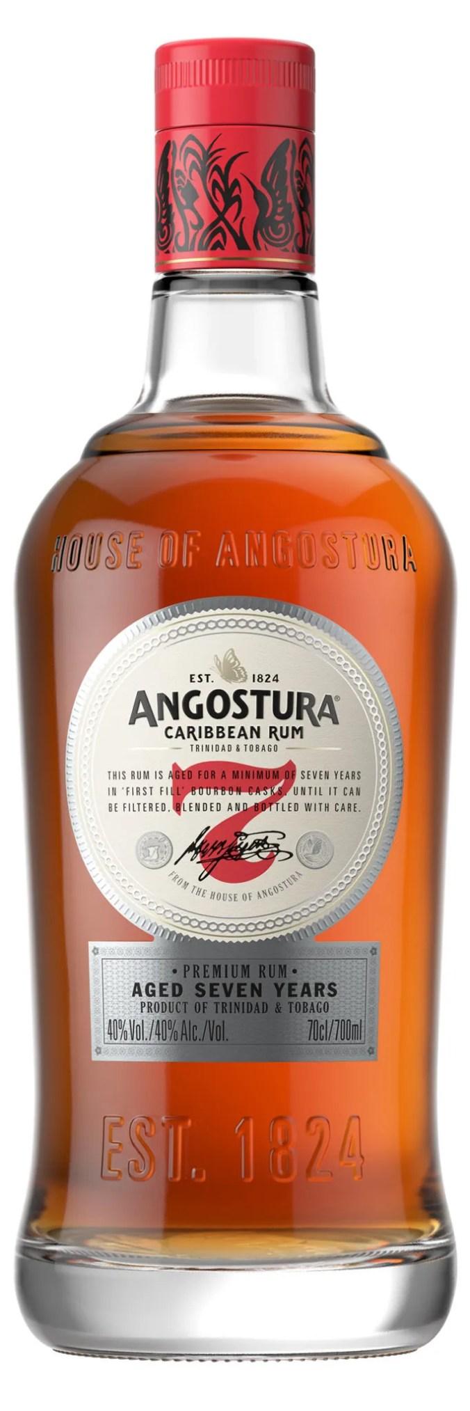 Angostura 7 Premium Image